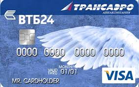 ВТБ24 — Трансаэро VISA Classic